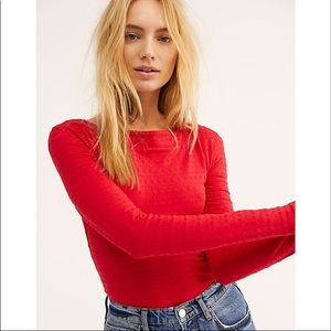 Low Price⬇️We The Free Boatneck Top